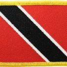 Trinidad and Tobago Rectangular Patch