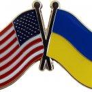 Ukraine Friendship Pin