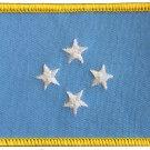 Micronesia Rectangular Patch