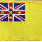 Niue Rectangular Patch