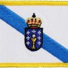 Galicia Rectangular Patch