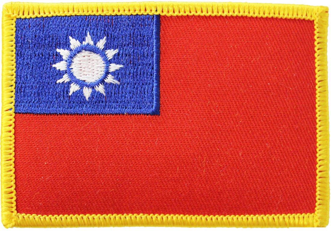 Taiwan Rectangular Patch