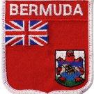 Bermuda Shield Patch