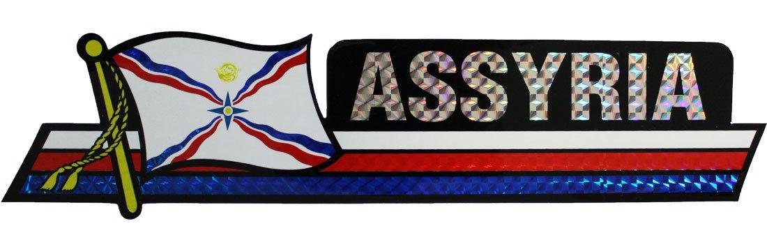 Assyria Bumper Sticker