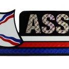 Assyria Bumper Sticker