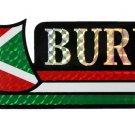 Burundi Bumper Sticker