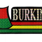 Burkina Faso Bumper Sticker