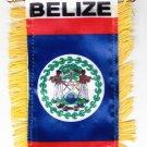 Belize Window Hanging Flag