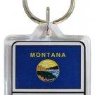 Montana Keyring
