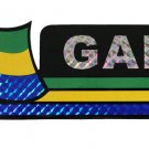 Gabon Bumper Sticker