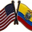 Ecuador (State) Friendship Pin