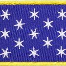 Washington's Commander in Chief Rectangular Patch