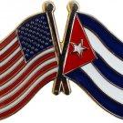 Cuba Friendship Pin
