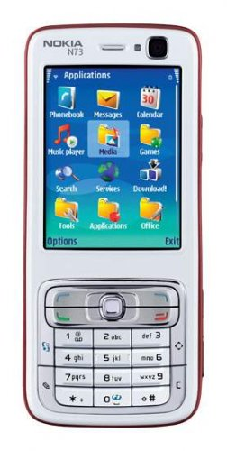 Nokia N73 N-Series Mobile Phone