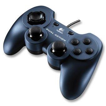 Logitech Dual Action Gamepad USB Controller / Game Pad