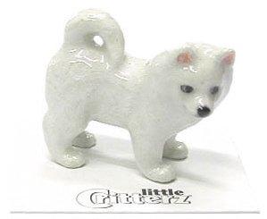 """Little Critterz - """"Eskie"""" Eskimo Dog - LC813"""