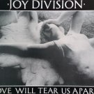 Joy Division Poster Love Will Tear Us Apart Music Poster 33 x 22 inches ( 56 x 84 cms )
