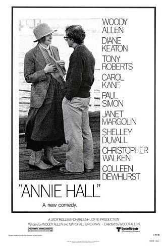Annie Hall Poster 24x36 inches Woody Allen Diane Keaton
