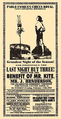 Being For The Benefit of Mr. Kite Poster 11x17 The Beatles Sgt. Pepper's Lonely Hearts Club Band