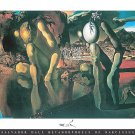 Salvador Dali Poster Metamorphosis of Narcissus 24x36 inches