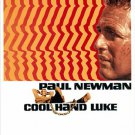 Cool Hand Luke Poster 27x40 inches Paul Newman 1967 Psychedelic