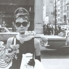 Breakfast at Tiffany's Poster 24x36 Audrey Hepburn Holly Golightly LBD Little Black Dress