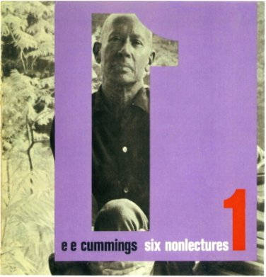 e.e. cummings six nonlectures on CD one i & my parents ee EE