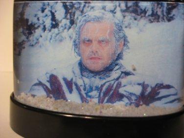 The Shining Snow Globe Jack Nicholson Stanley Kubrick Stephen King Jack Torrance Overlook Hotel