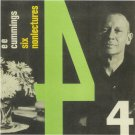 e e cummings six nonlectures on CD four i & you & is e.e. ee