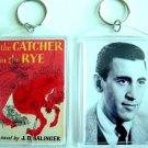 Catcher in the Rye J.D. Salinger Holden Caulfield key chain keychain