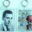 Catcher in the Rye J.D. Salinger Holden Caulfield key chain keychain Rare Cover