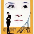 Funny Face Poster Italian 24x36 Audrey Hepburn Cenerentola a Parigi 61x90 cm