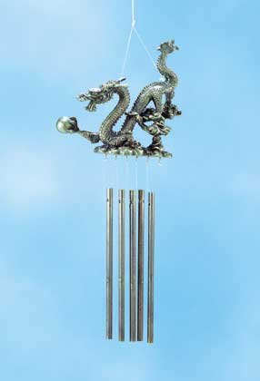 Dragon Windchimes