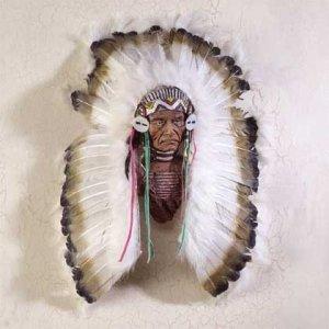 Headdress Wall Plaque