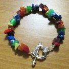 Chakra Crystal Mix Beaded Bracelet