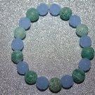 Aqua Quartzite and crackle quartz