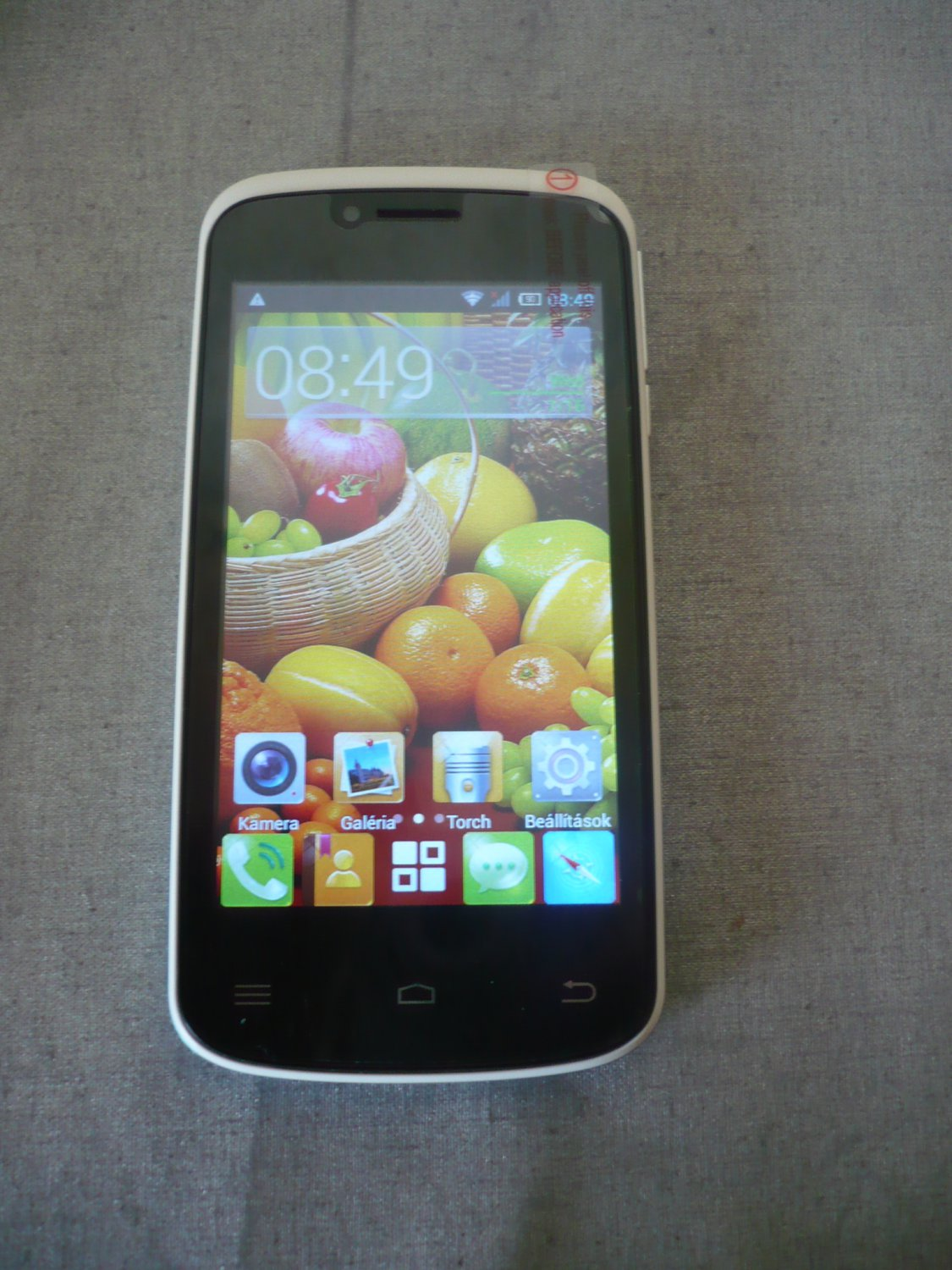 """Cubot GT95, Dual Sim, Dual Core 4"""" Android Smartphone"""