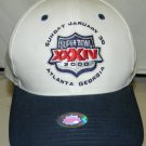 new tags nfl football super bowl 34 2000 atlanta ga snap back adult hat