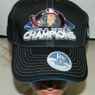 new tags error rare San Francisco Giants mlb baseball 2002 world champions hat