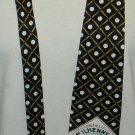 tabasco hot sauce baseball 100% SILK 57 INCH MAN'S TIE