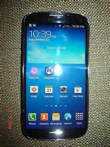 Sprint Samsung S4 phone
