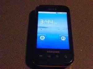Sprint Samsung Transform Droid phone