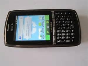 Lot of 2 Sprint Samsung Replenish Droid phones
