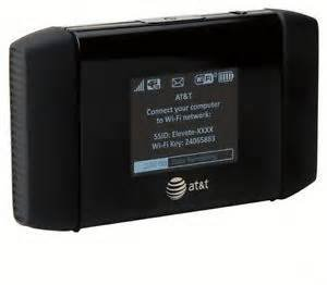 Lot of 6 At&t Elevate 4G WIFI Hotspots