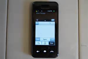 Sprint Samsung Instinct phone