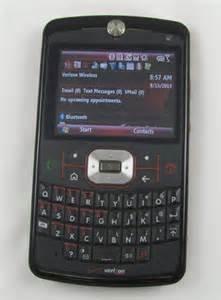 Verizon Moto Q9m cell phone