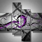 Framed!! High Quality Group Abstract Oil Painting on Canvas Art home decoration(Small Size)