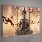 Religion Buddha Oil Painting On Canvas Room Panels For Home Modern Decoration art picture(No Framed)