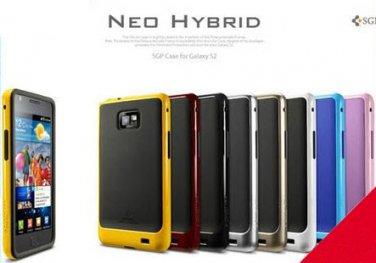 Samsung Galaxy S2 i9100 NEO Hybrid Case Cover Skin Protector
