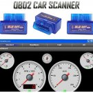 OBD2 EOBD Bluetooth Car Code Auto Scanner Reader MD Diagnostic Tool